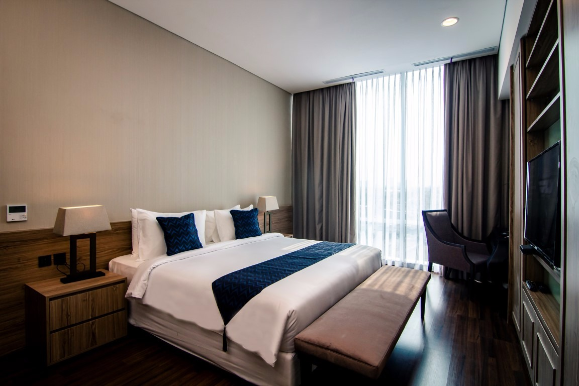 One Bedroom - PSW Antasari Hotel
